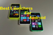 Best Launchers for Android