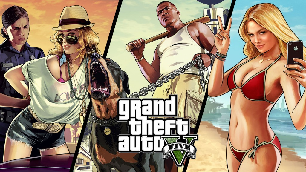 GTA 5 HD Wallpaper For Desktop