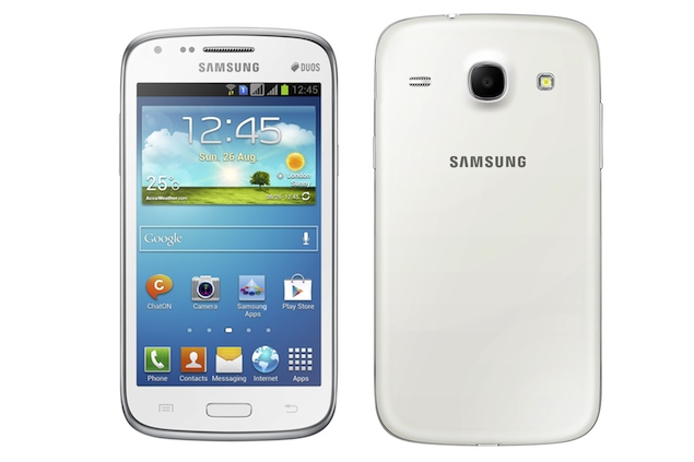 How to factory reset Samsung Galaxy Core