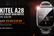 Oukitel A28 Bluetooth smart watch