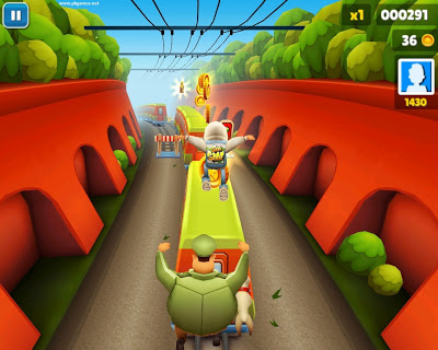 SUBWAY SURFERS ON PC
