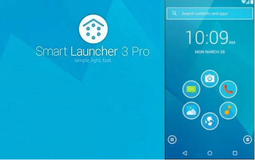 Smart Launcher Pro 3 Fast Launcher for Android