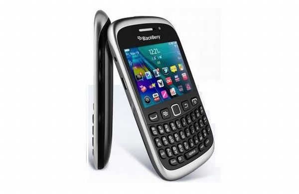 Factory Reset BlackBerry Curve 9220
