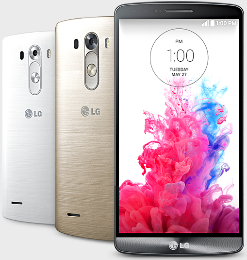 lg g3 screenshot guide