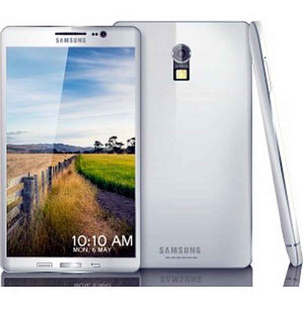 Samsung Galaxy S5 Concept Image