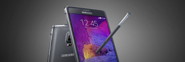 take screenshot on samsung galaxy note 4