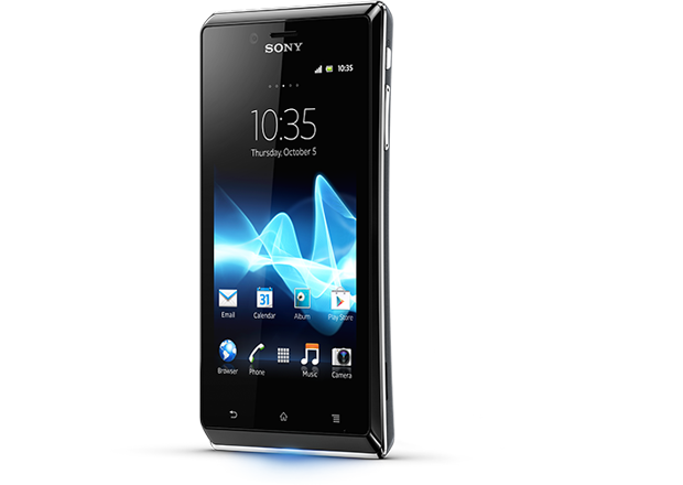 how to factory reset sony xperia j