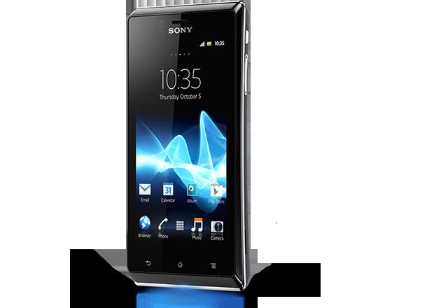 Hard Reset Sony Xperia J